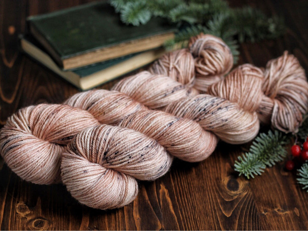 Hearth DK - Cordelia - 100% SW Bluefaced Leicester DK Weight