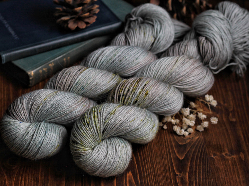 Bracken - Finlaggan - Bluefaced Leicester Fingering Weight Blend