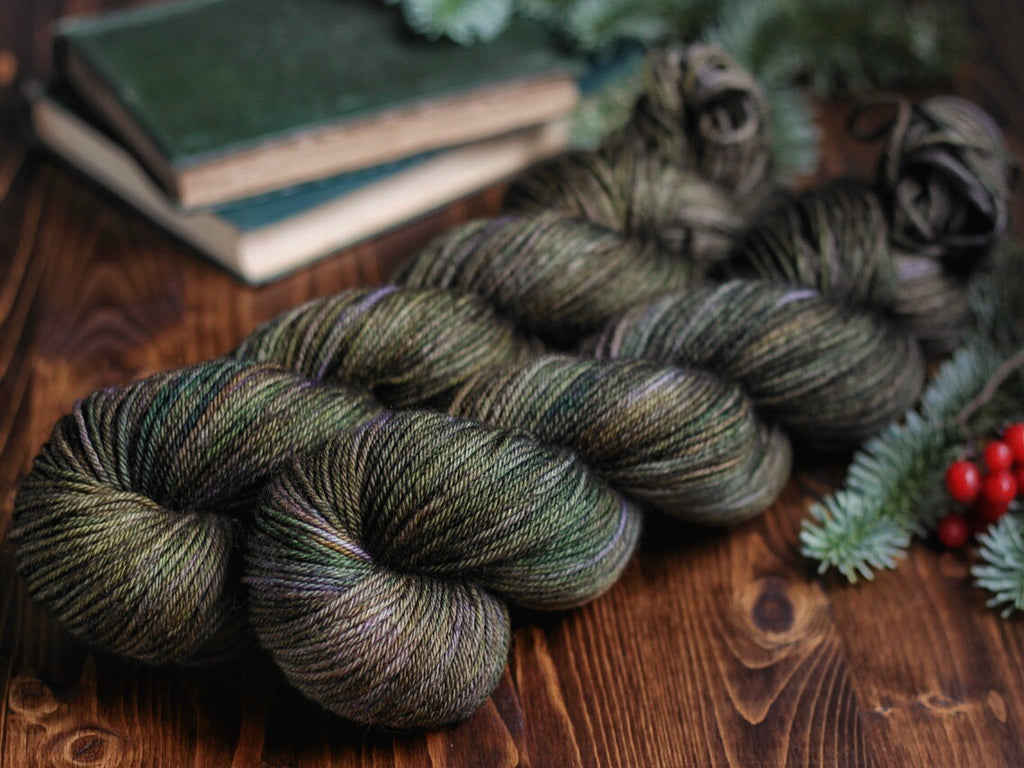 Hearth DK - Wychwood - 100% SW Bluefaced Leicester DK Weight