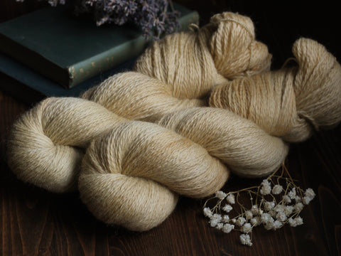 Classic Wool Fingering - Winter Wheat