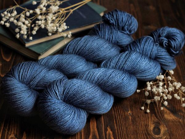 Hearth DK - Land Girls - 100% SW Bluefaced Leicester DK Weight