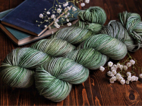Dyed To Order - Nessie