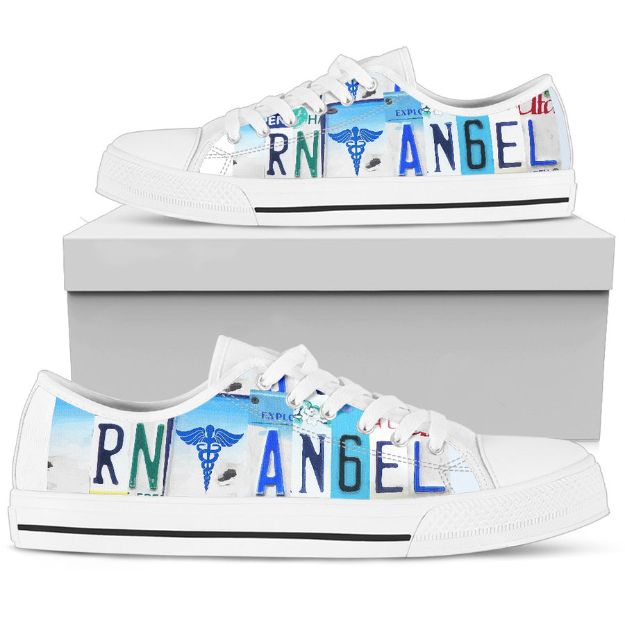 RN ANGEL Nurse Low Top Shoes - Men