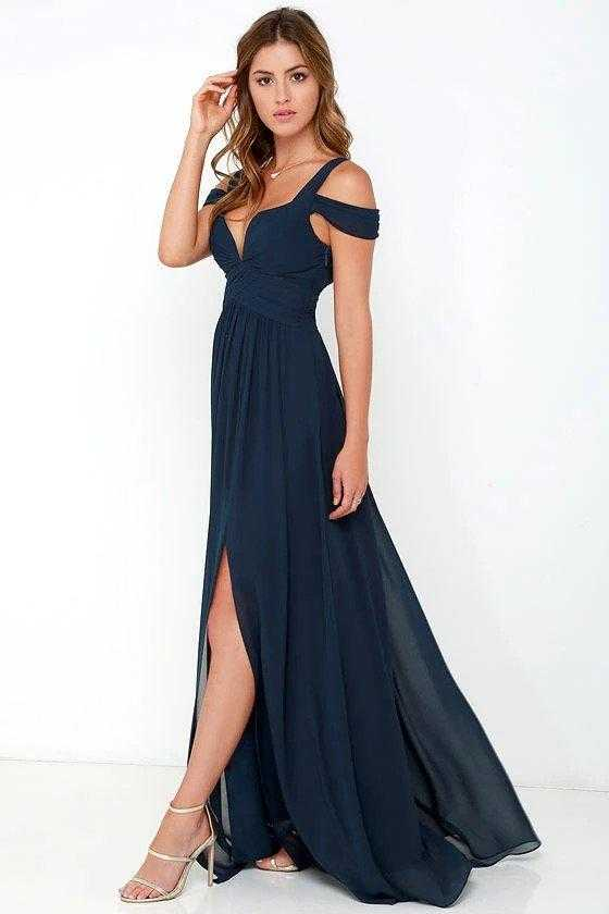 Bariano Elegance Maxi Dress