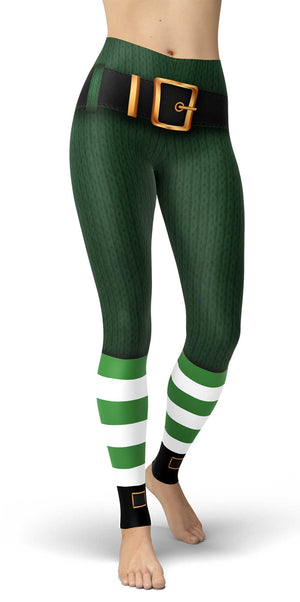 Irish Leprechaun Leggings