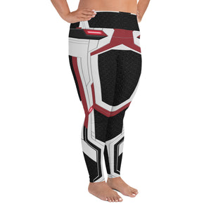 Avengers: Endgame Quantum Realm Suit Leggings - Plus Size