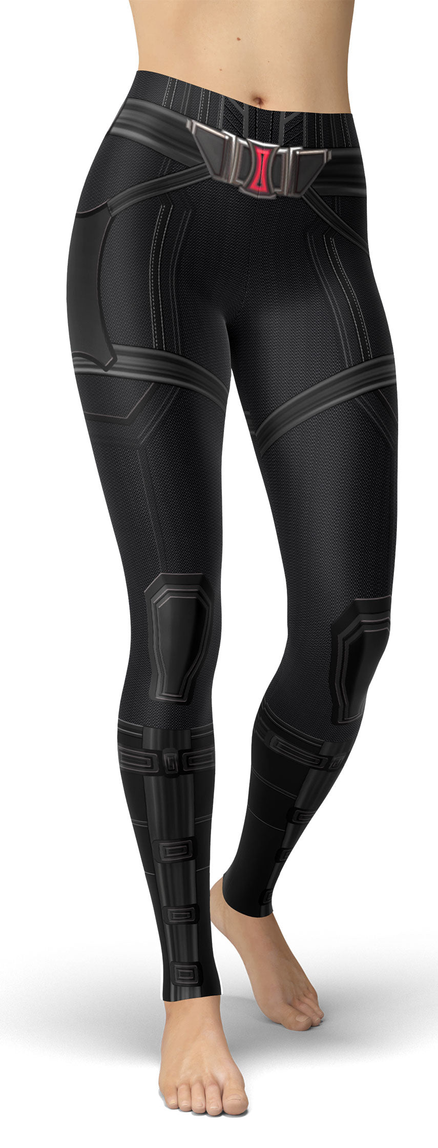 Avengers: Endgame Black Widow Leggings