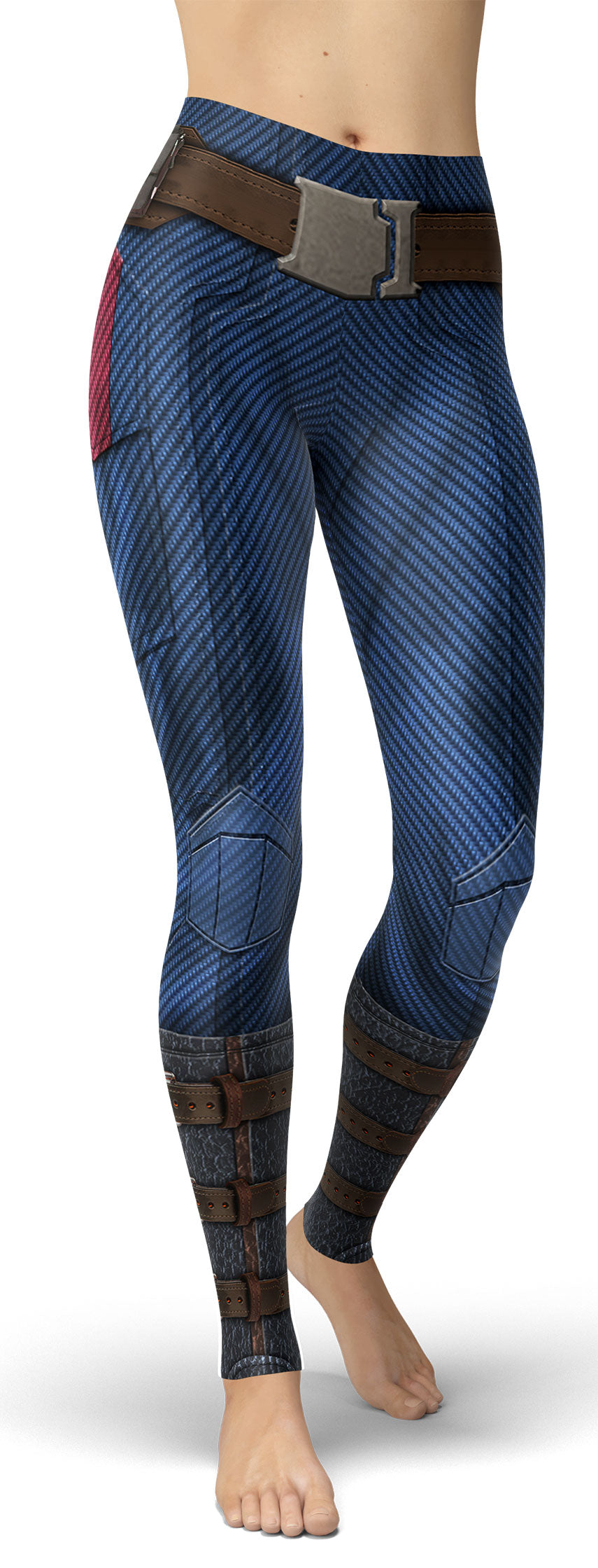 Avengers: Endgame Captain America Leggings