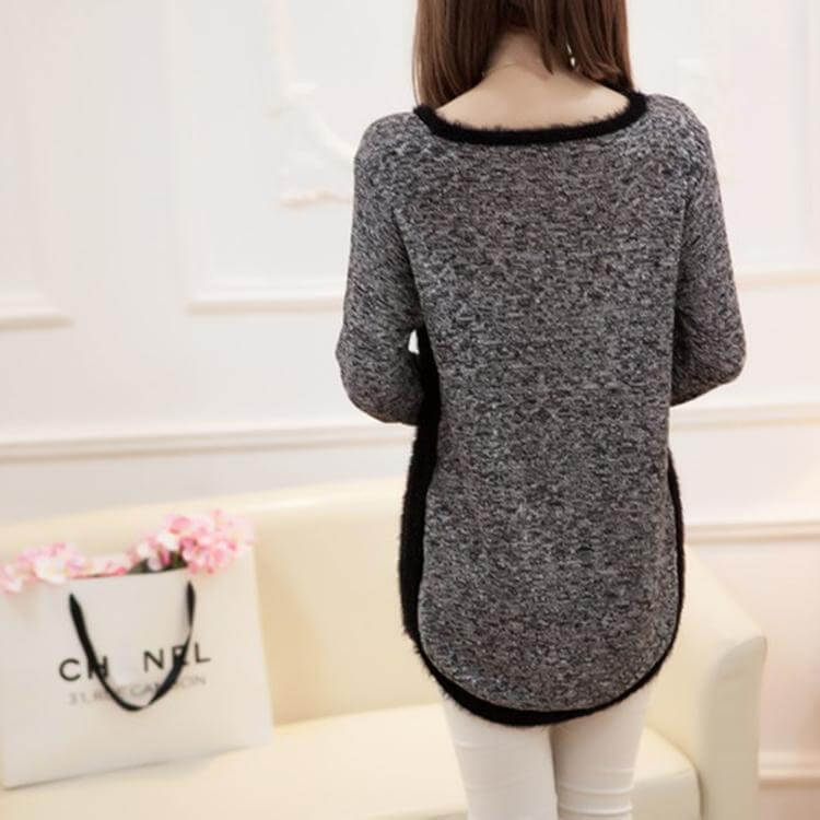 Wooly Dress Sweater