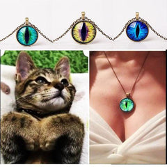 Cat Eye Necklaces