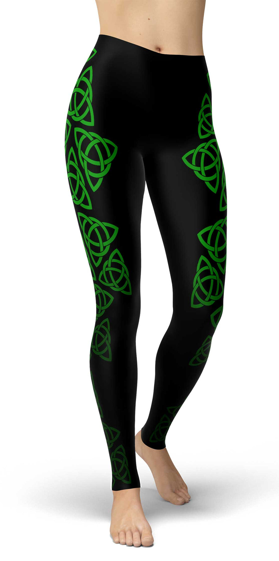 Celtic Knot Irish Leggings