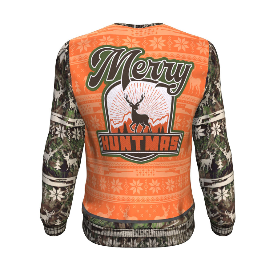 Merry Huntmas Sweatshirt