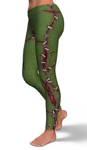 Frankenstein Leggings