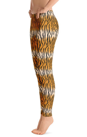 Graceful Tiger Leggings