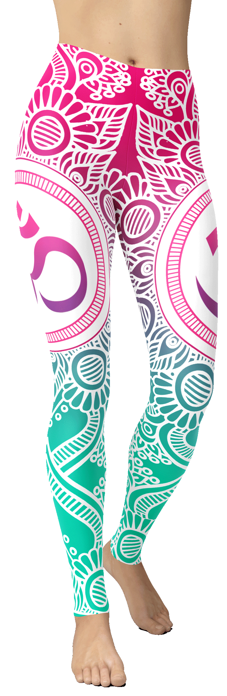 Gradient OM Leggings