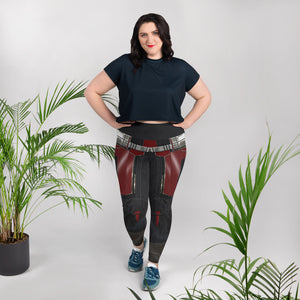 Avengers: Endgame Antman Leggings - Plus Size