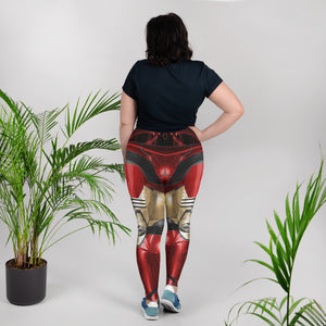 Avengers: Endgame Ironman Leggings - Plus Size