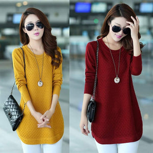 Elegant Dress Sweater