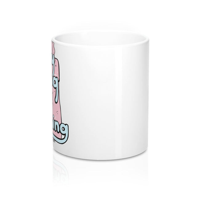 Busy Doing Nothing - 11 oz Mug