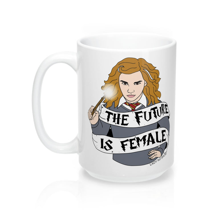Hermione The Future is Female - 15 oz Mug