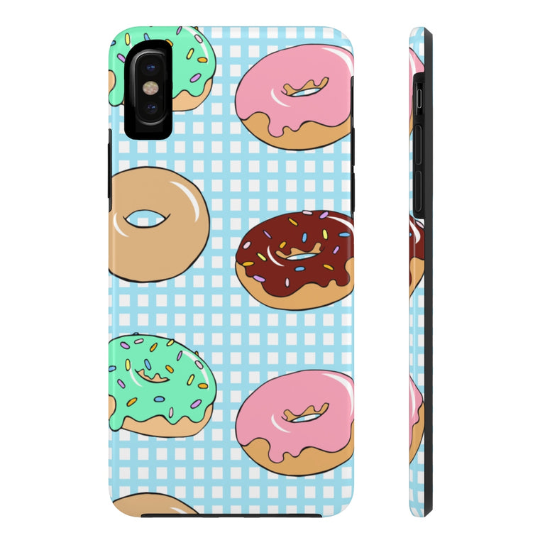 Donuts Phone Case