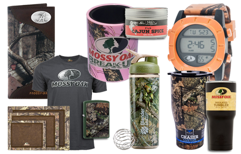 Mossy Oak Top Products for Summer