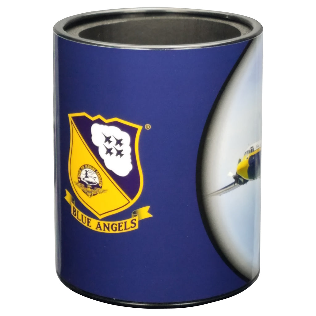 Blue Angels Fat Albert Keepzit Kooler - Shield Black
