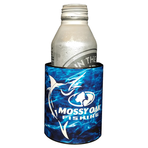 Marlin Mossy Oak Fishing Premium Insulated Beverage Holder