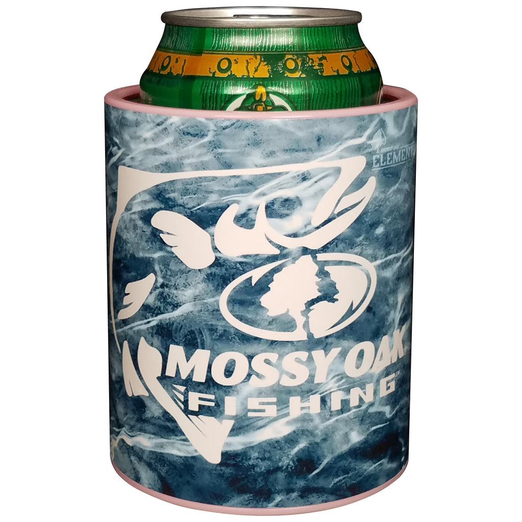 Trout Mossy Oak Fishing Premium Insulated Beverage Holder