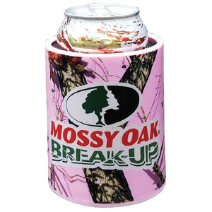 Mossy Oak Break-Up Pink Can/Bottle Cooler