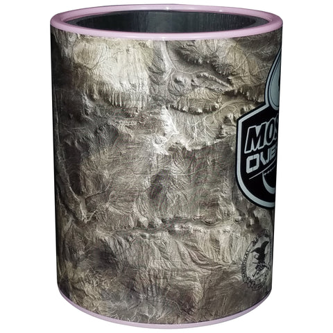 Image of Keepzit Kooler OFFICIAL NRA Overwatch Insulated Can Cooler PINK