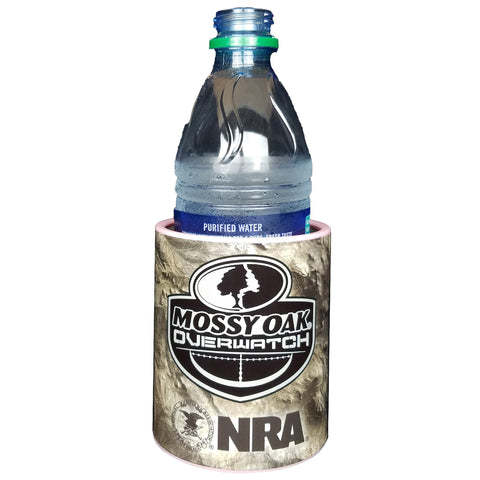 OFFICIAL Keepzit Kooler NRA Overwatch Can and Bottle Holder 12 to 16.9 Ounce