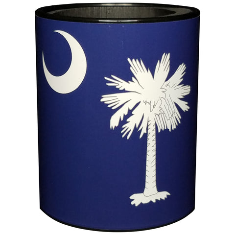 Image of South Carolina Flag Premium Insulated Beverage Holder