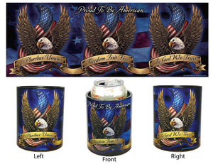 Triple Eagles Can/Bottle Cooler