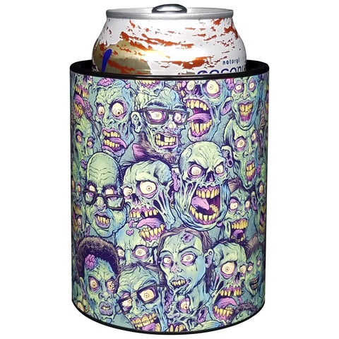 Keepzit Kooler Zombies Everywhere Premium Insulated Beverage Holder