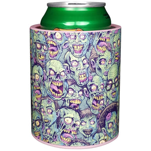 Zombies Everywhere Premium Insulated Beverage Holder