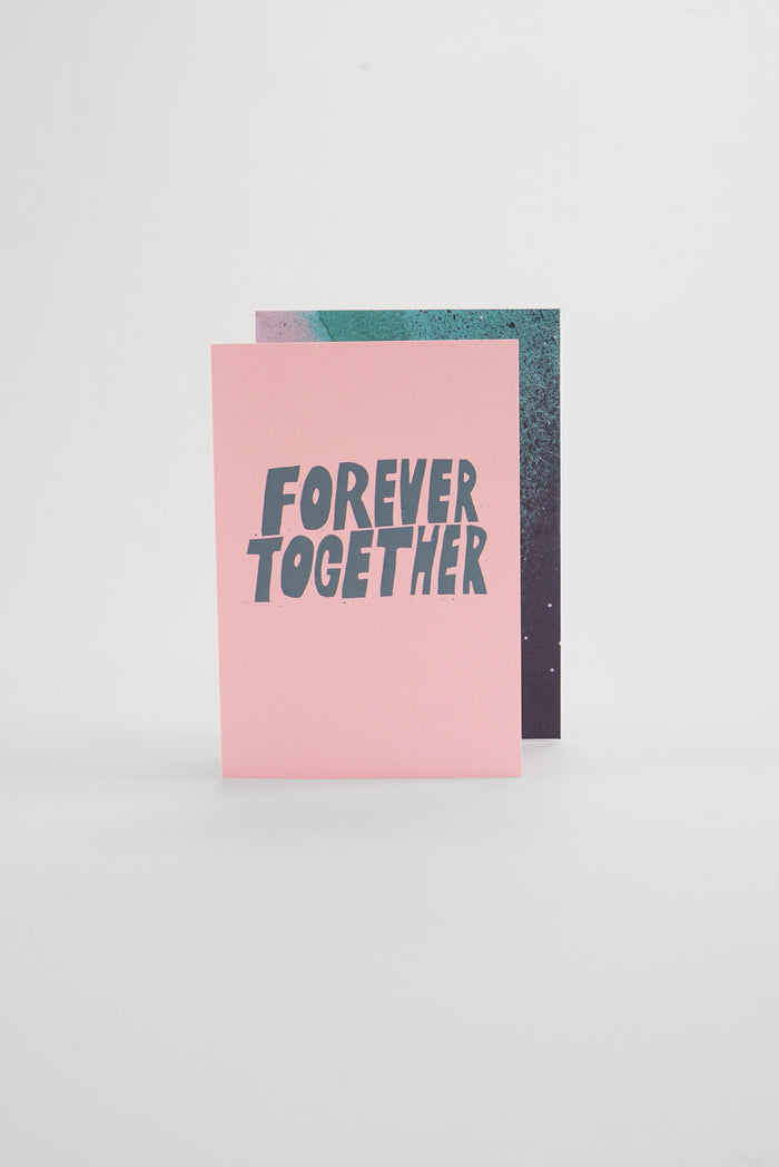 Forever Together - Spray Greeting Card