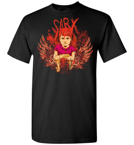 SarX Devil Girl Tee,  - Sarx Clothing