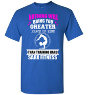 Sarx Fitness Train Hard,  - Sarx Clothing