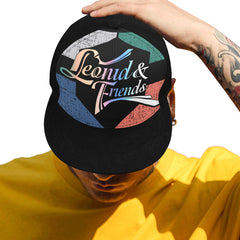 Leonid and Friends color hat!