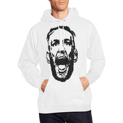 McGregor (HEAD) Hoodie, All Over Print Hoodie for Men (H13) - Sarx Clothing