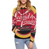 Chiacgovich hoodie All Over Print Hoodie, All Over Print Hoodie for Women (H13) - Sarx Clothing