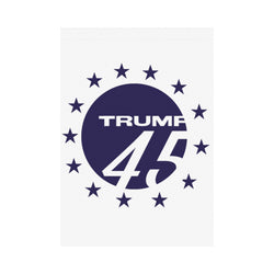 Trump45 Garden Flag 28''x40'' (Without Flagpole)