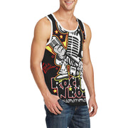 LEonid and Friends Men's All Over Print Tank Top (MIC), Men's All Over Print Tank Top (T57) - Sarx Clothing