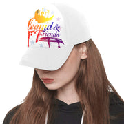 New Leonidand Friends Snapback Hat, Snapback Hat (Front Panel Customization) - Sarx Clothing