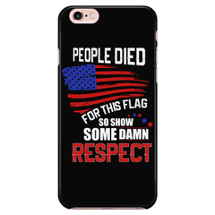 Respect Phone Cases, Phone Cases - Sarx Clothing