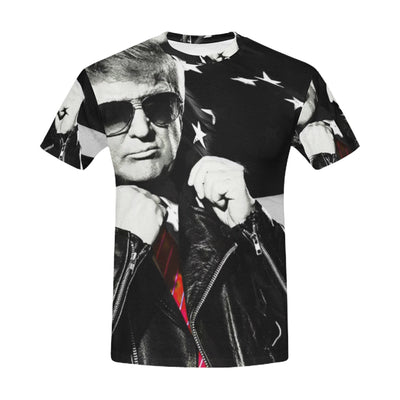 Donald Trump Suave Tee, All Over Print T-Shirt for Men (T40) - Sarx Clothing