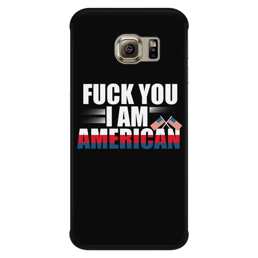 FU American Phone Cases, Phone Cases - Sarx Clothing