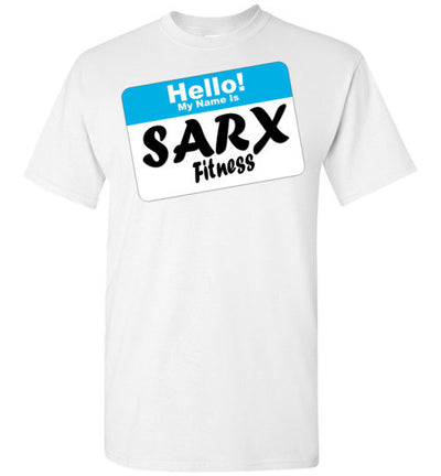 Hello! My name is SarX tee,  - Sarx Clothing