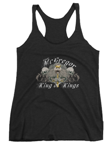 McGregor King of Kings, T-shirt - Sarx Clothing